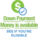 Down Payment Assistance Logo