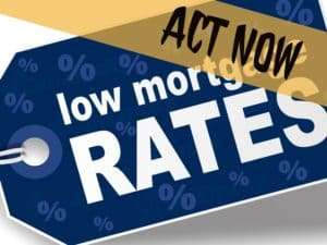 Mortgage Rates Stay Low