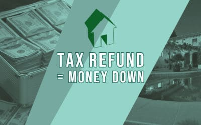 Tax Refunds Buy Homes